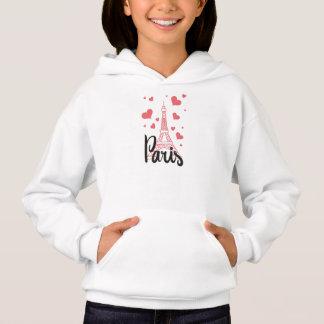 Sweat A Hood Paris Girl