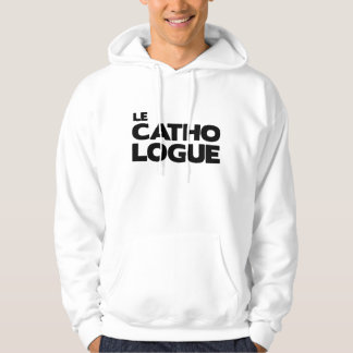 "Sweat ""Cathologue "" Hoodie"