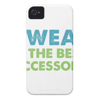 Sweat is the Best Accessory iPhone 4 Covers