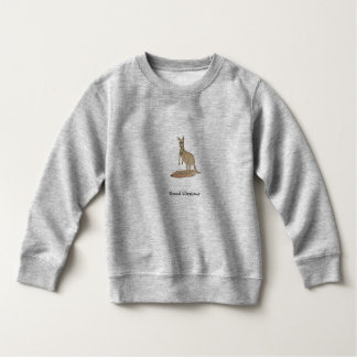 Sweat kid KANGAROO GOOD VIBRATIONS Sweatshirt