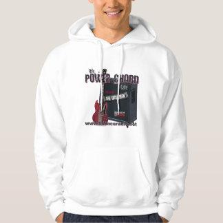 Sweat - shirt à capuche d'adulte de café de corde