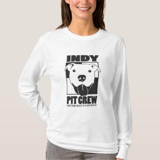 Sweat - shirt à capuche de logo de dames d'équipe