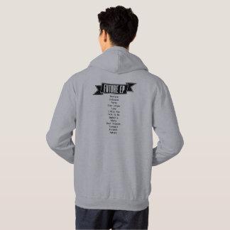 Sweat - shirt à capuche de musique d'Aeroix (PE