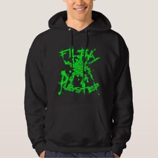 Sweat - shirt à capuche dégoûtant de Dubstep Sweatshirts Avec Capuche