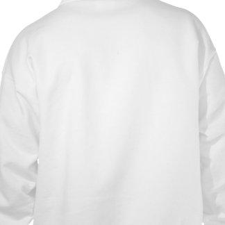 """Sweat - shirt à capuche """"faites musique"""" pull avec capuche"""