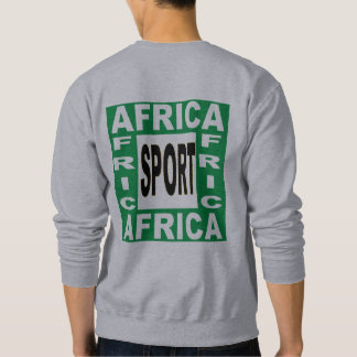 SWEAT SHIRT   AFRICA SPORT