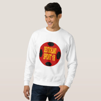 SWEAT SHIRT   DEUTSCHLAND SPORT 18