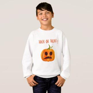 Sweat Shirt Halloween Boy