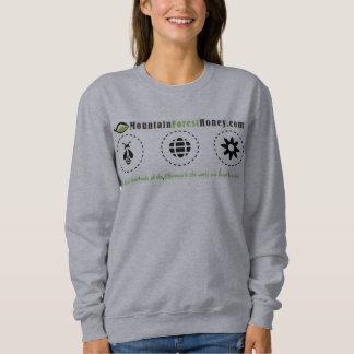 Sweat Shirt-Mountain Forest Honey Sweatshirt