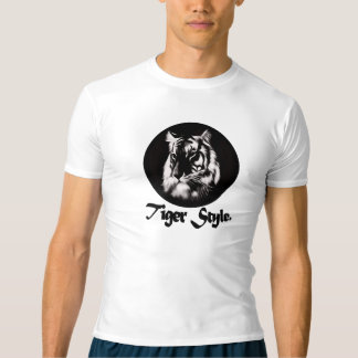 Sweat-shirt Tiger Style T-shirt