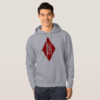 SWEAT WITH HOOD FRANCE HOODIE