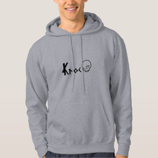 "Sweat with hood ""Kroc "" Hoodie"