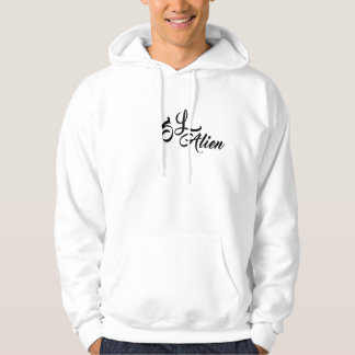 Sweat with hood SSL Alien Hoodie