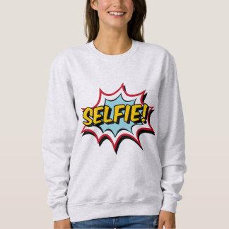 Sweat Woman BASIC Comics Sweatshirt