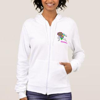 Sweater shirt muuer-flower mandala-I cover