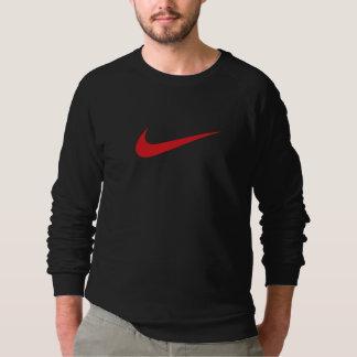 Sweater shirt of sleeves of Raglán 3/4 of American