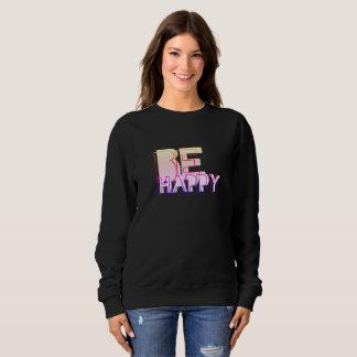 Sweater unisex, black