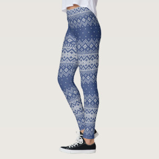 Sweater Weather | Holiday Leggings