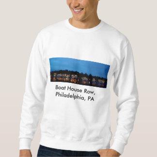 Sweatshirt... Boat House Row, Philadelphia, PA Sweatshirt