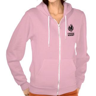 Sweatshirt d'académie de coin du feu de S de