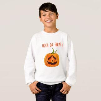 SweatShirt Halloween Boy
