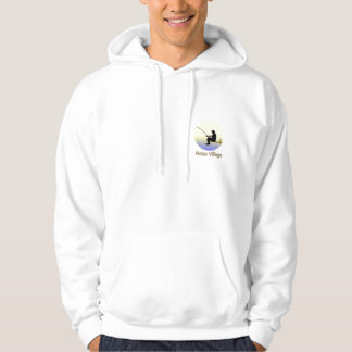 (Sweatshirt) If There Is No Fish In Heaven... Hoodie