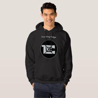 Sweatshirt With Classic Xcutting Edge Logo