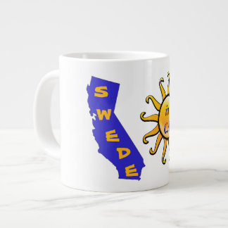 Swede In CA Mug