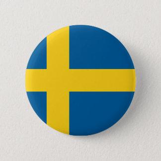 sweden 2 inch round button