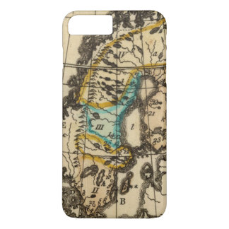 Sweden and Finland iPhone 7 Plus Case