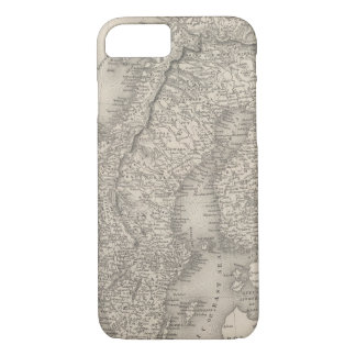 Sweden and Norway 4 iPhone 7 Case
