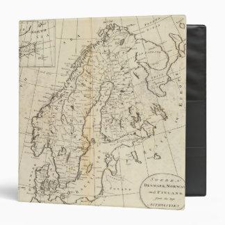 Sweden, Denmark, Norway and Finland Binder