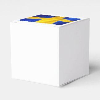 SWEDEN FAVOR BOX