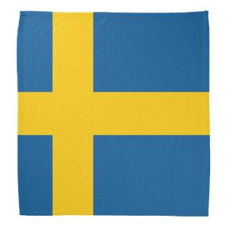 Sweden Flag Bandana