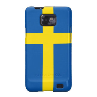Sweden Flag Galaxy S2 Case