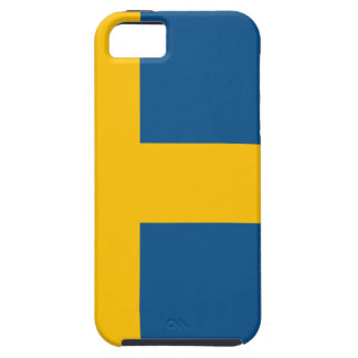 Sweden Flag Case For The iPhone 5