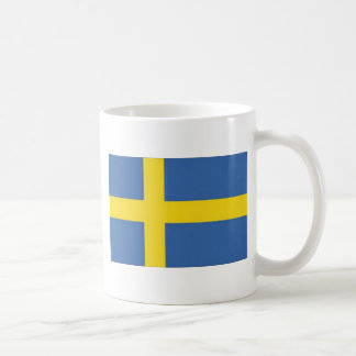 Sweden Flag Coffee Mug