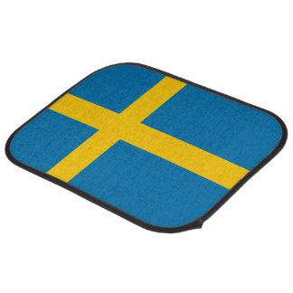 SWEDEN FLAG FLOOR MAT