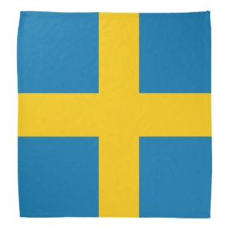 Sweden Flag Head Kerchief