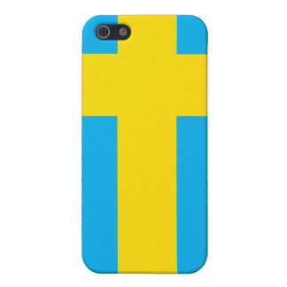 Sweden Flag iPhone 5/5S Covers
