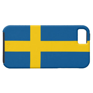 Sweden Flag iPhone 5 Cover