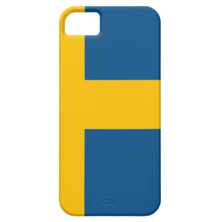 Sweden Flag iPhone 5 Covers