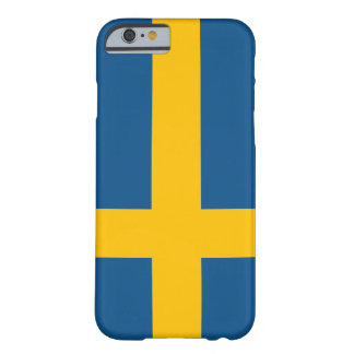 Sweden Flag iPhone 6 case (high quality)