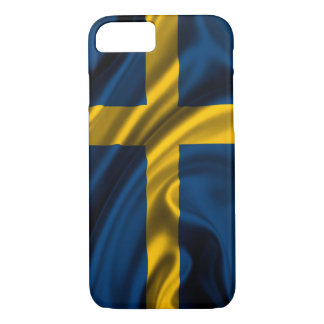 Sweden Flag iPhone 8/7 Case