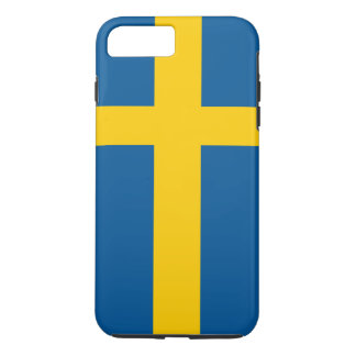 Sweden Flag iPhone 8 Plus/7 Plus Case