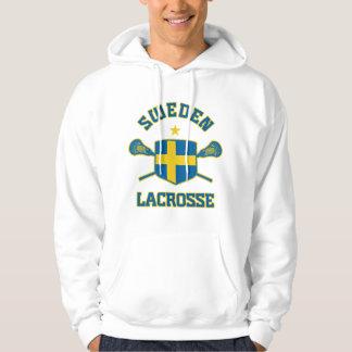 Sweden Lacrosse Hoodie