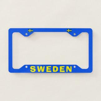 Sweden License Plate Frame