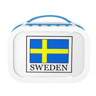 Sweden Lunch Box