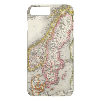 Sweden, Norway 2 2 iPhone 7 Plus Case