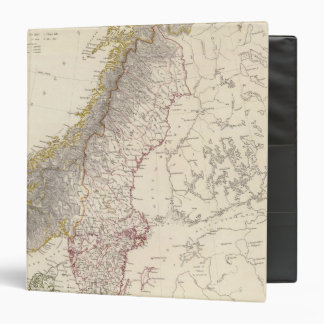 Sweden, Norway, Denmark 3 Vinyl Binder